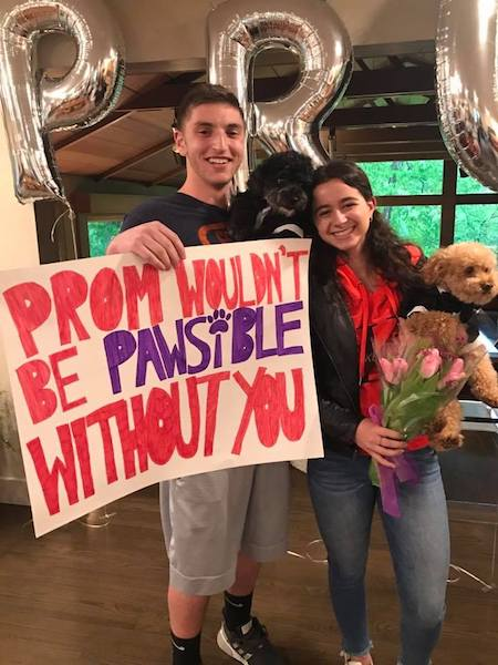 Students Find Creative Ways To Ask Their Dates To Prom