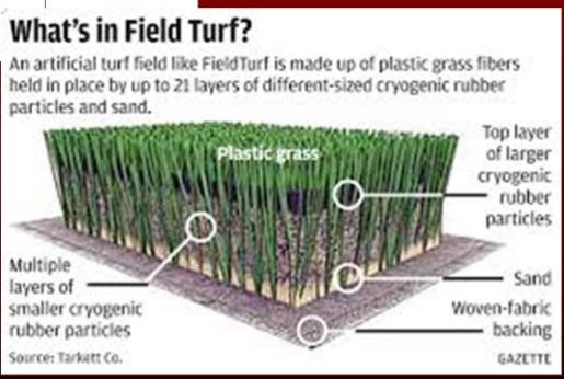 School Board Allocates 1 9 Mm For Replacement Of Synthetic Turf
