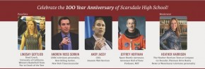 Scarsdale Alumni Association 100th Year Celebration