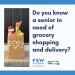 Family Services of Westchester Provides Grocery Delivery to Seniors