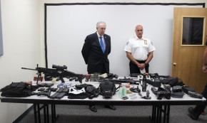 Police Arrest Plastic Surgeon with Large Cache of Weapons and Ammunition