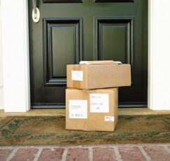 Police Report: Packages Stolen From Front Porch