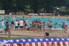 50th Anniversary Celebration at the Scarsdale Pool this Weekend