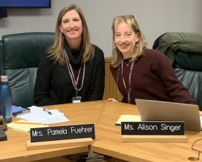 Pam Fuehrer and Alison Singer Selected to Continue to Lead the Scarsdale Board of Education