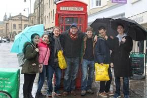 SHS Chorus Performs and Tours in England