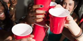 Teens Taunt Police at Unsupervised Party