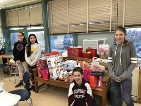 Middle Schoolers Complete 1,000 Acts of Kindness