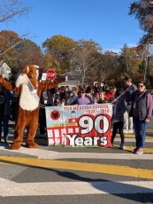Celebratory Walk for Fox Meadow School, Author Visits Greenacres