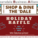Scarsdale Business Alliance Announces Holiday Shop & Dine the 'Dale Initiative and Merchant Raffle