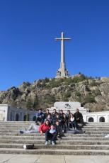 Scarsdale Students go to School with Amigos in Madrid