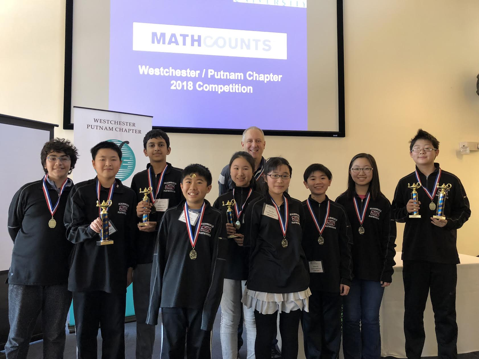 Mathcounts SMS