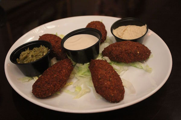 TurkishCuisinefalafel