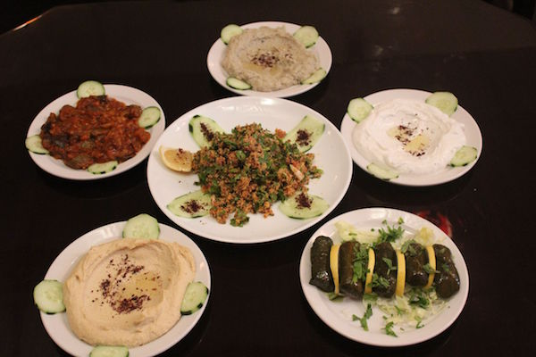 TurkishCuisinespread