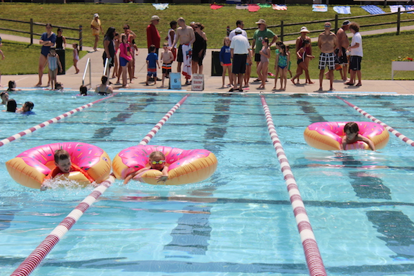 donutfloatrace