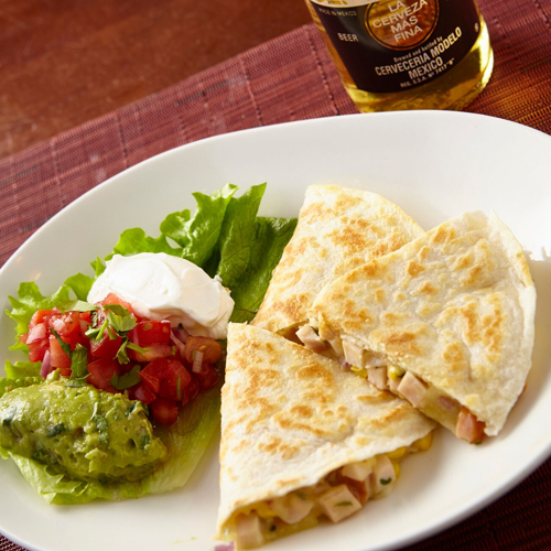 CLD Chicken Quesadilla