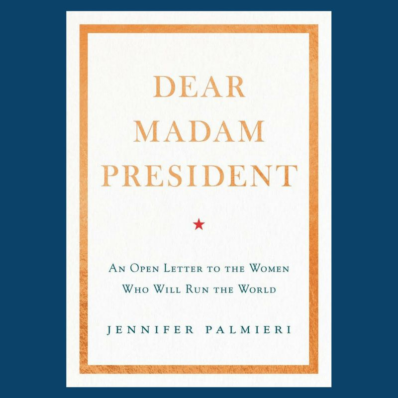 Dear Madam President book cover
