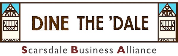DINE THE DALE LOGO