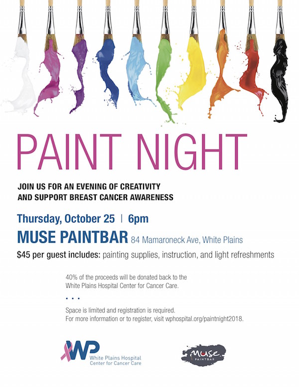 White Plains Paint Night